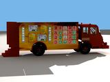 消防宣传车2