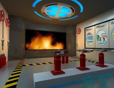 1.模拟灭火